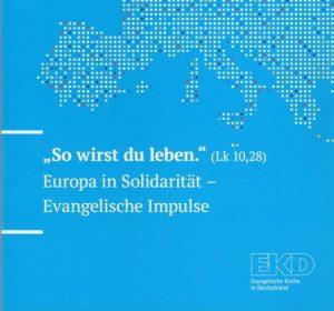 EKD-Synode: Der Reader zur Vorbereitung