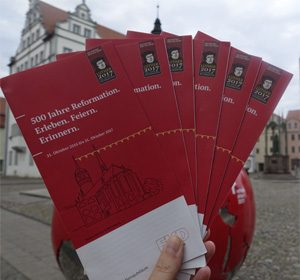 500 Jahre Reformation: Neuer Flyer der EKD