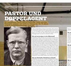 Dietrich Bonhoeffer – ein imponierender Christ