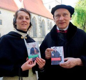 So war es wirklich: Martin Luther und Katharina von Bora erzählen ihr Leben
