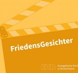 Friedensgesichter: Online-Videos auf ekd.de