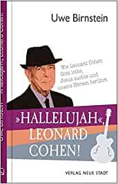 """""""Hallelujah"""", Leonard Cohen"""
